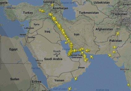 هذا-خط-سير-الطائرات-القطرية-بعد-الحظر-الجوي-3.jpg